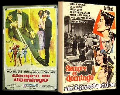 Siempre es Domingo [1961] Descargar cine clasico y Online V.O.S.E, Español Megaupload y Megavideo 1 Link
