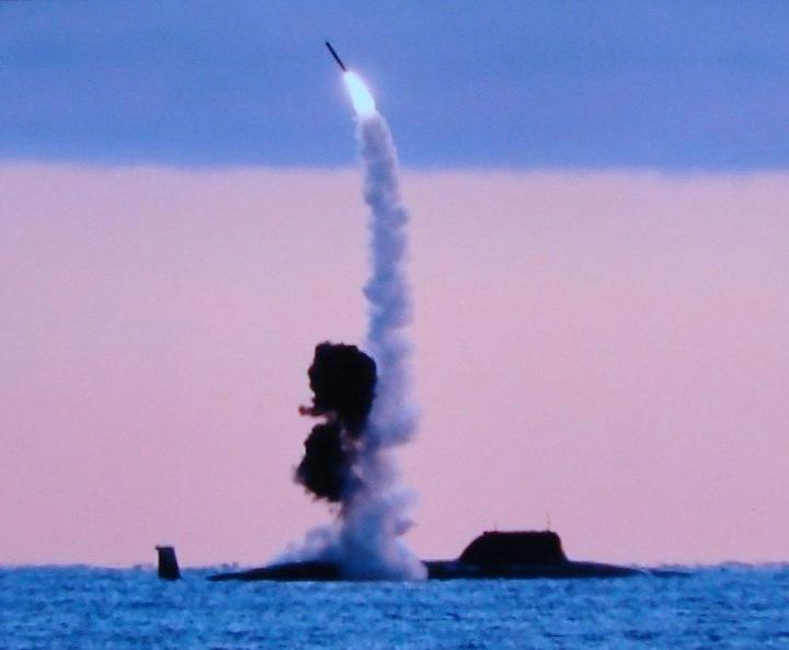Rusia Peringatkan Peluncuran Rudal Balistik