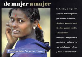 la Dàlia de MAspujols, la Dalia de Maspujols, Ajuda'ns a ajudar, Fulles, Fundación Vicente Ferrer