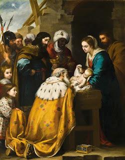 Adoración de los Reyes Magos - 1660/65 - Murillo - The Toledo Museum of Art - Ohio