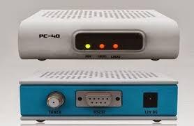 DONGLE PC40 TROCA DA IC - ATUALIZAR - FUNCIONAR NO SKS 58W - 3 VIDEOS -  23/12/2016