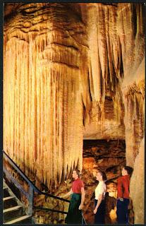 Cataratas Congeladas - Mammoth Cave