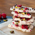 Clean Eating Frozen Yogurt Fruitbark