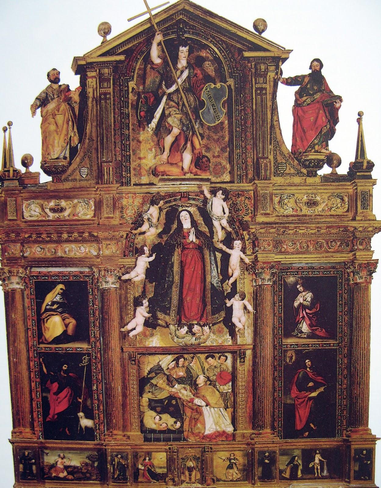 Resultado de imagen de iglesia de barojos