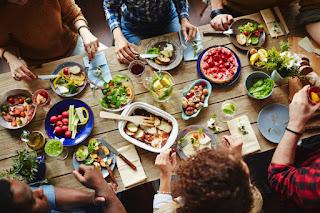 Cara Efektif Menurunkan Berat Badan untuk yang Doyan Makan