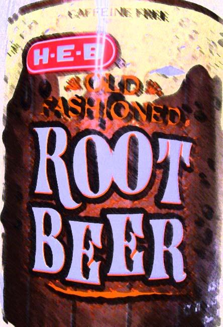 Soda Apocalypse H E B Root Beer