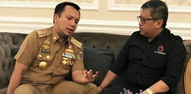 PDIP Lempar Wacana Pilgub Lampung Diulang Bareng Pemilu 2019