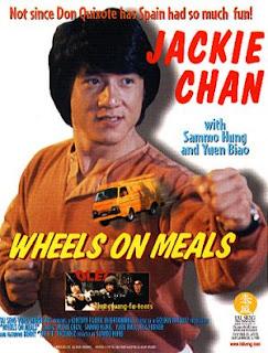 Wheels on Meals (1984) ขา ตั้ง สู้