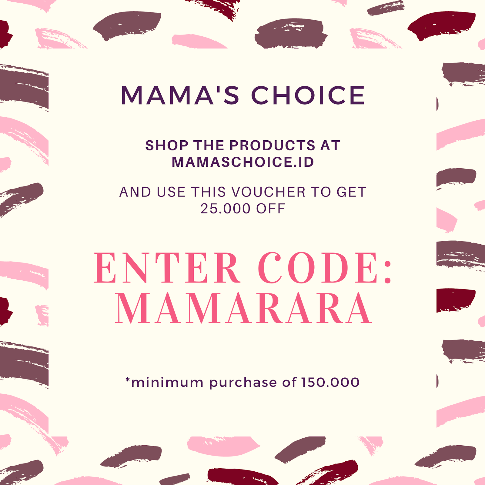 MAMA'S CHOICE DISCOUNT