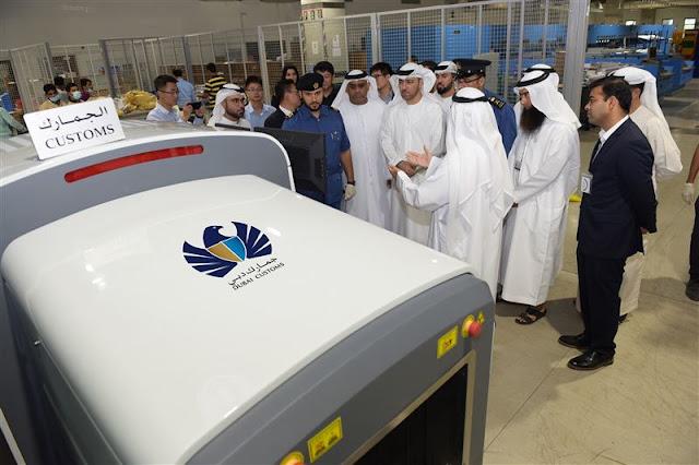 Dubai Customs launches new AI inspection system