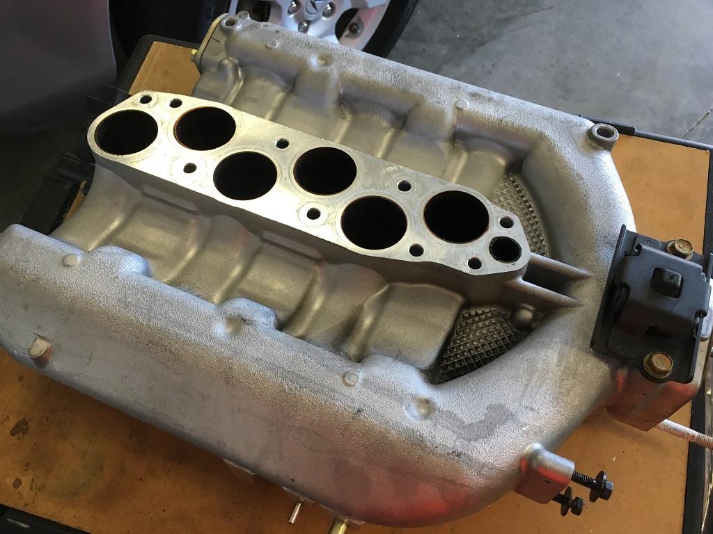 KP Gasket: Honda J series V6 Manifold Gasket