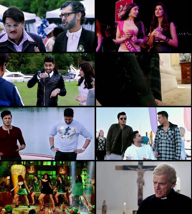 Housefull 3 2016 Hindi 720p DVDRip