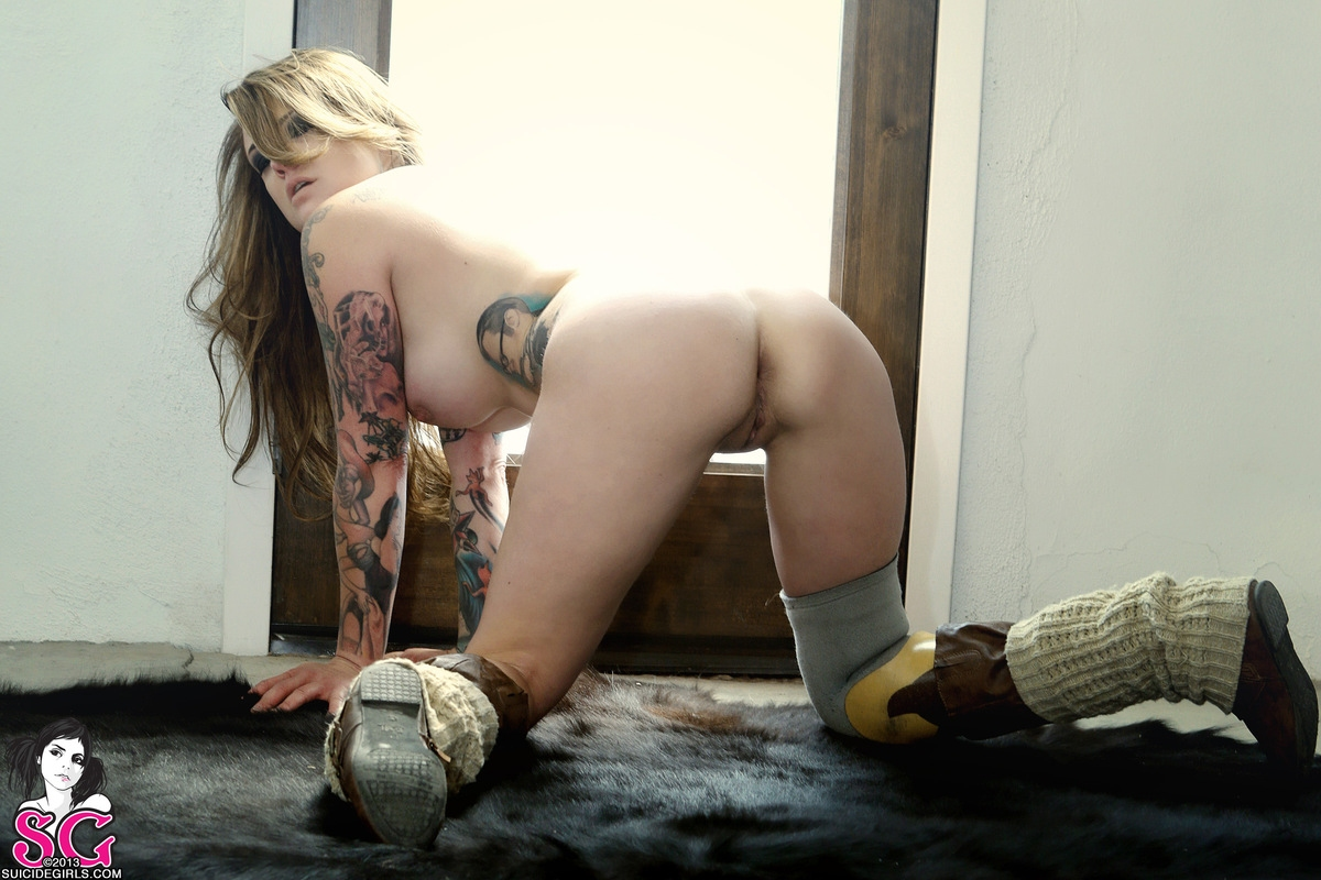 Drave Suicide Girl Nude-8642