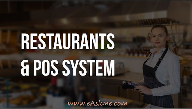 Your New Restaurant Needs a Point-of-Sale System: eAskme\