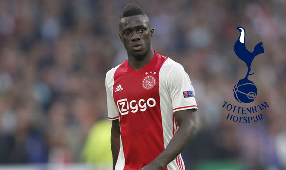Davinson Sanchez set for Spurs medical