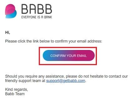 Cómo Comprar ICO BABB Registro