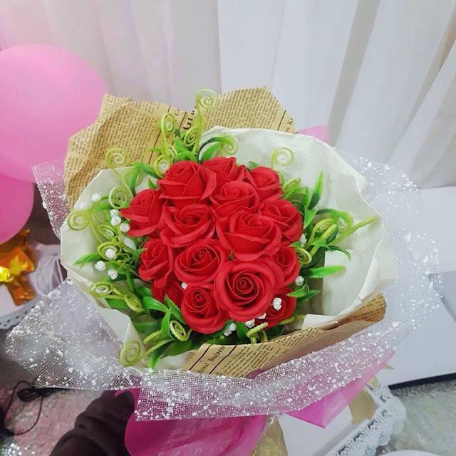 Hoa hong sap thom vinh cuu tai Hang Buom