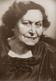 La ajedrecista Eustòlia Embaeff Zvova