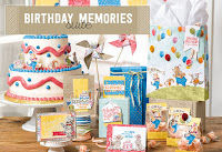 Look more closely at the Birthday Memories Product Suite by Stampin' Up!