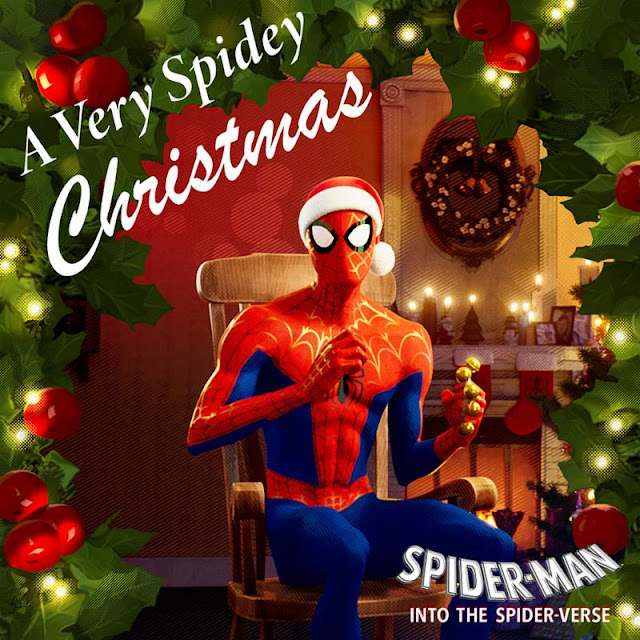SPIDER-VERSE  PRESENTS A VERY SPIDEY CHRISTMAS