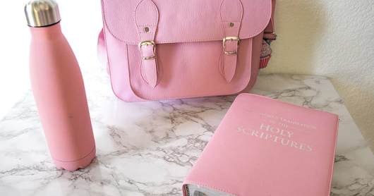 The Sophia Bag – The Colorful Preaching Tote for Girls (and Moms too!)