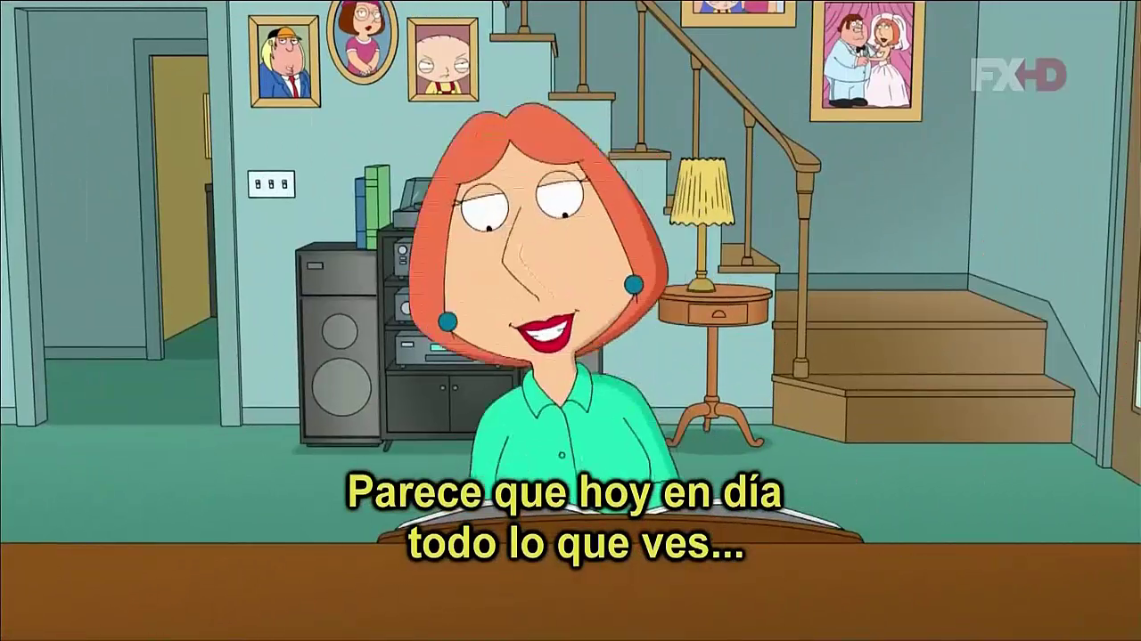 Family guy latino
