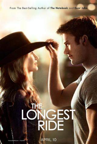 The Longest Ride [2015] [DVDR] [NTSC] [Latino]