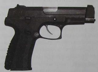 """9-мм пистолет Ярыгина """"Викинг"""" (МР-446)"""