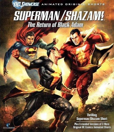 Download Superman e Shazam: O Retorno do Adão Negro Dublado