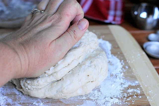 How to Knead Homemade Pizza Dough Image