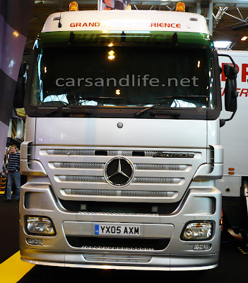 Car of the Day #38 Mercedes Actros 1844