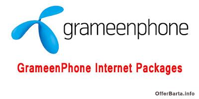 Grameenphone Current Internet Packages