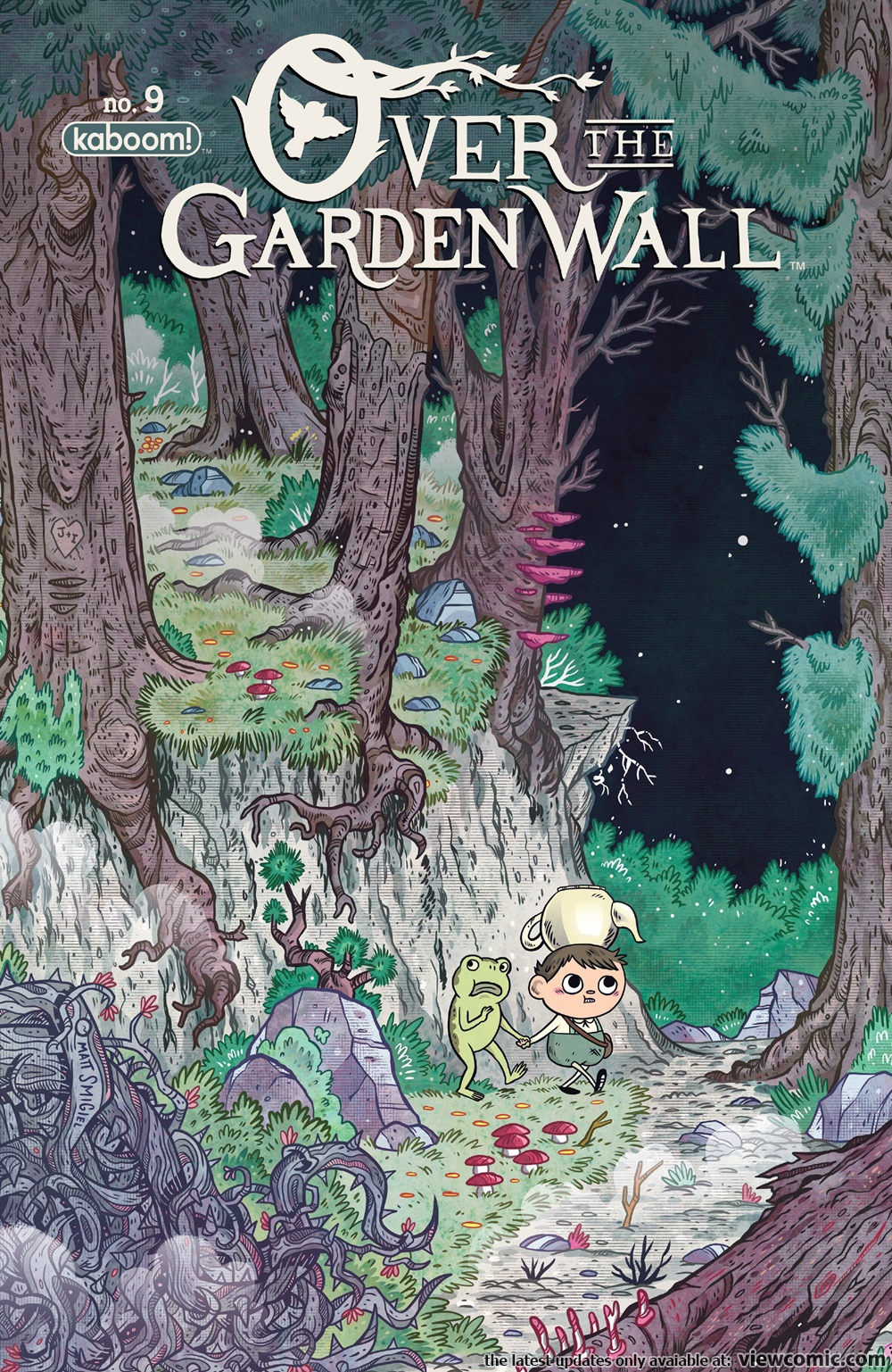 Over The Garden Wall V2 009 2016 Viewcomic Reading
