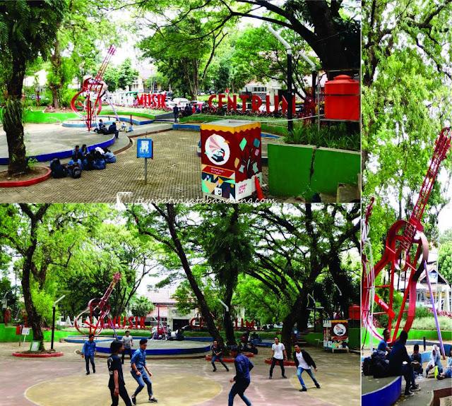 Taman Musik Centrum, Tamannya Musisi Keren Bandung