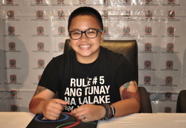 Aiza Seguerra appointed as chair of the National Youth Commission (NYC)