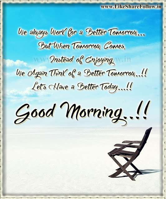 good morning messages for whatsapp facebook
