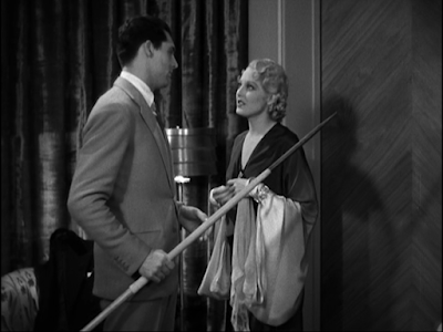 Cary Grant and Thelma Todd in This is the Night (1932)