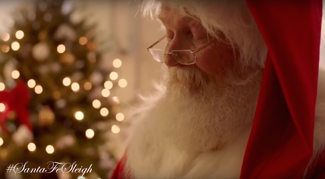 Watch Santa Spread Cheer in His New Hyundai Canada Santa Fe Sleigh