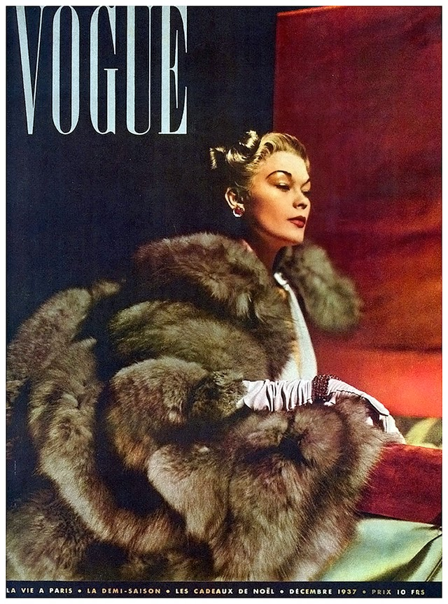 ***VINTAGE VOGUE MAGAZINE January 1st 1960 Jane Fonda by Irving Penn cover