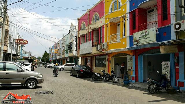 Ruko murah dijual di Malang Kota