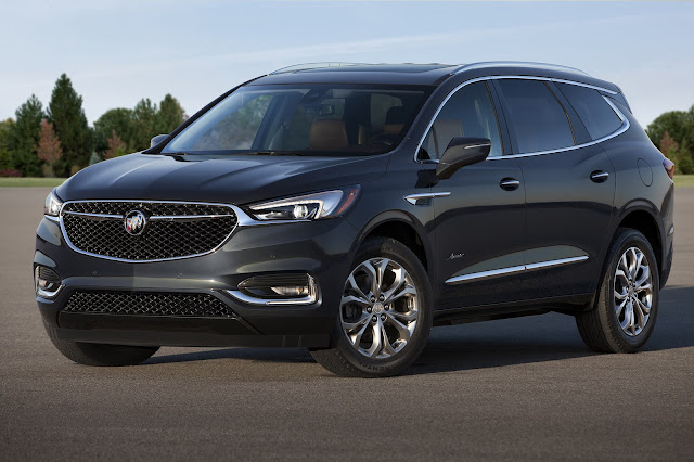 2018 Buick Enclave - #Buick #suv #new_car