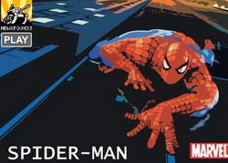 Giochi e disegni da colorare giochi di spiderman giochi for Disegni uomo ragno da colorare per bambini