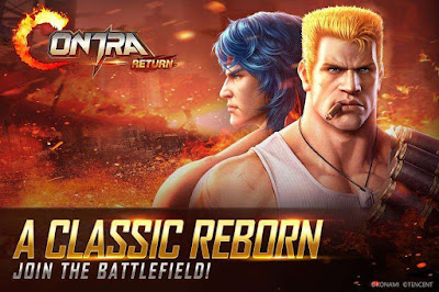 Garena Contra: Return for Android Mod apk