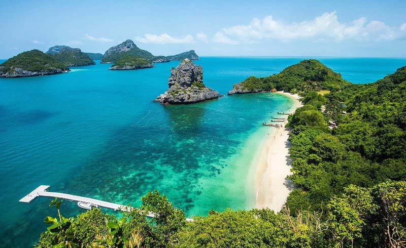 The Top 10 Islands in Asia