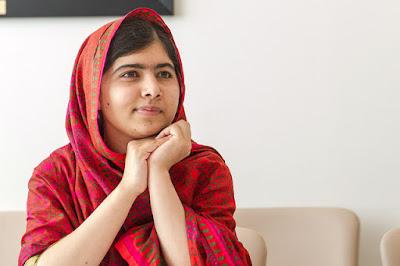 सबसे युवा नोबेल शांति पुरस्कार विजेता मलाला यूसुफजई को संयुक्त राष्ट्र शांति दूत चुना गया