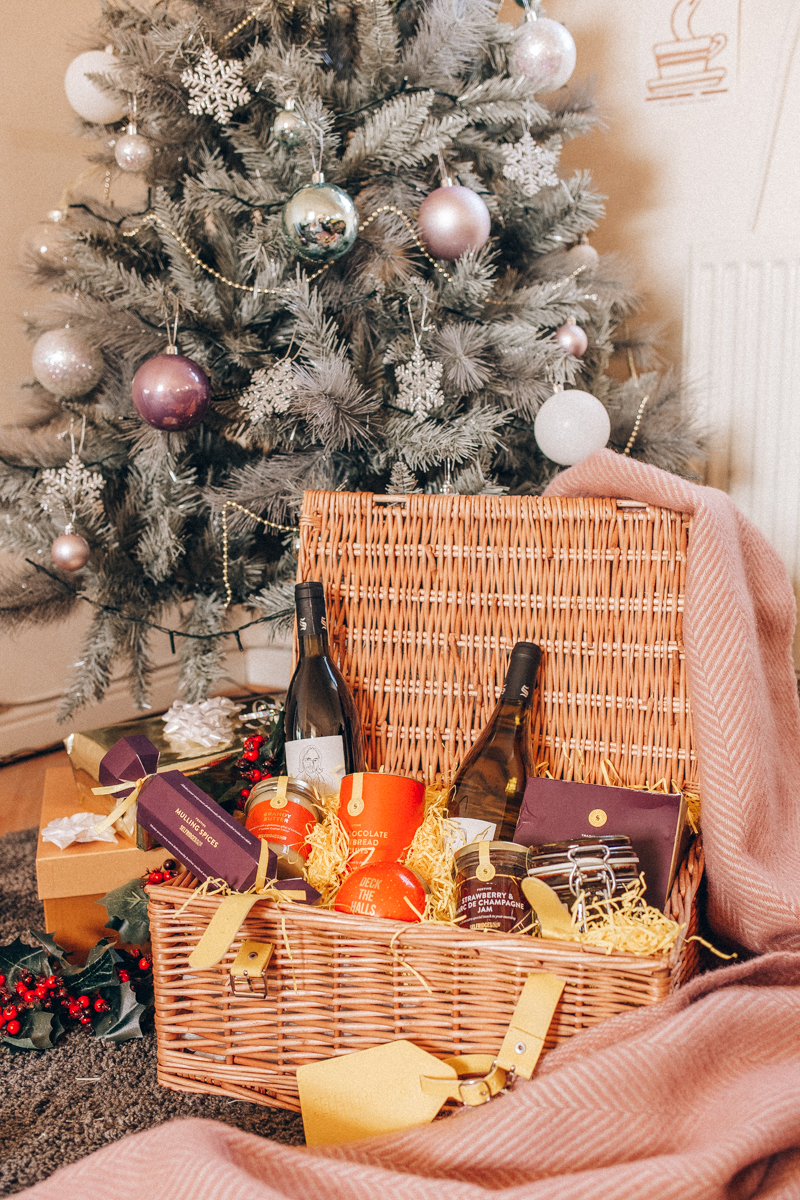 Selfridges Selection Luxury Christmas Hamper