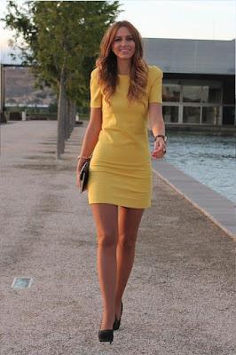 Vestidos de graduación sencillos