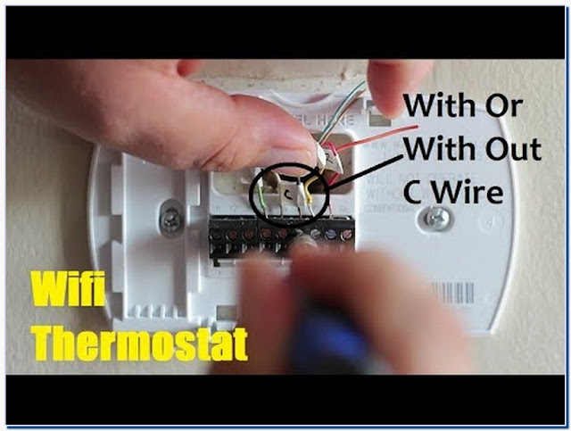 Installing a Smart Thermostat Without a C Wire