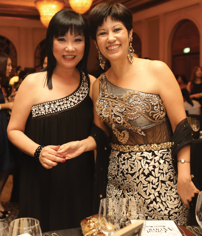 The Singapore Women's Weekly honours Singapore's outstanding women achievers at Great Women of Our Time 2014