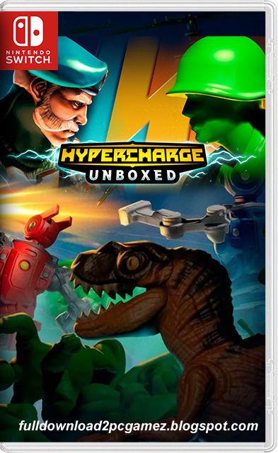 This Is A Beautiful Tower Defense With Cooperative First Hypercharge Unboxed Free Download PC Game- CODEX